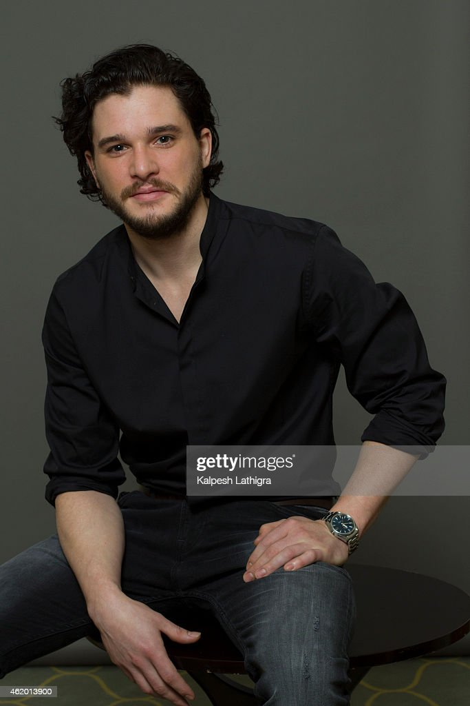 Kit Harington, Independent UK, January 18, 2015