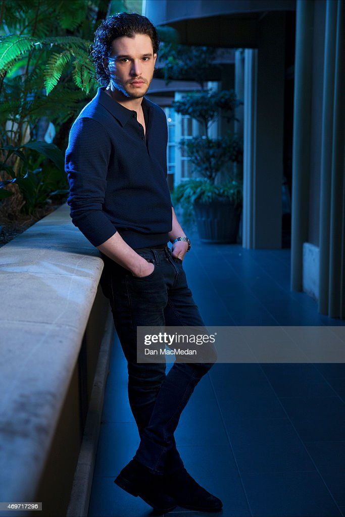 Kit Harington, USA Today, April 8, 2015