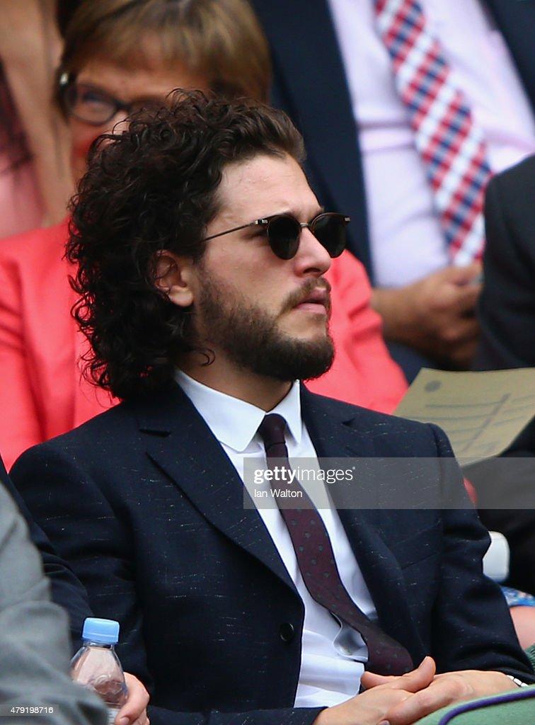 Day Four: The Championships - Wimbledon 2015 : News Photo