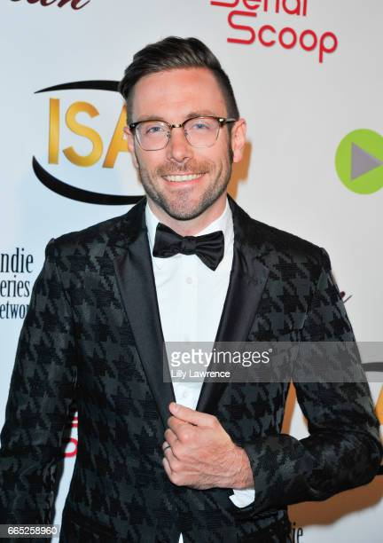 Actor Kit Williamson arrives at the 8th Annual Indie Series Awards at The Colony Theater on April 5 2017 in Burbank California