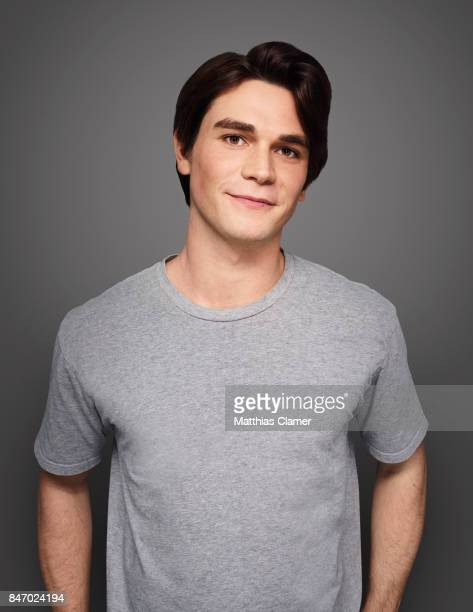 Actor KJ Apa from 'Riverdale' are photographed for Entertainment Weekly Magazine on July 23 2016 at Comic Con in the Hard Rock Hotel in San Diego...