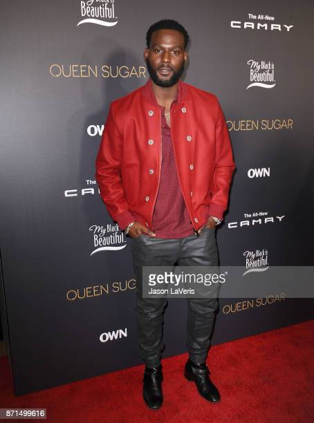 Actor Kofi Siriboe attends a taping of 'Queen Sugar AfterShow' at OWN on November 7 2017 in West Hollywood California