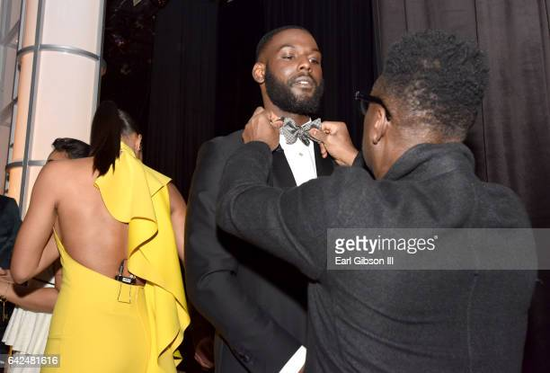 Actor Kofi Siriboe attends BET Presents the American Black Film Festival Honors on February 17 2017 in Beverly Hills California