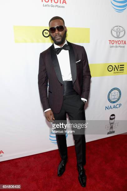 Actor Kofi Siriboe attends the 48th NAACP Image Awards at Pasadena Civic Auditorium on February 11 2017 in Pasadena California