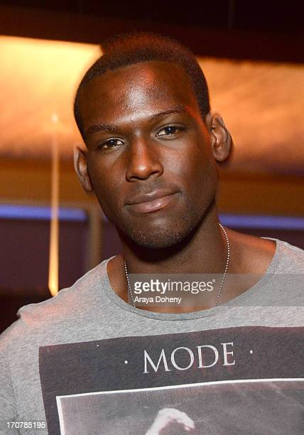 Actor Kofi Siriboe attends the Fruitvale Station after party during the 2013 Los Angeles Film Festival at Lucky Strike Lanes at LA Live on June 17...