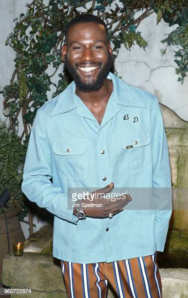 Actor Kofi Siriboe attends the party for Ava DuVernay and 'Queen Sugar' hosted by OWN at Laduree Soho on May 20 2018 in New York City