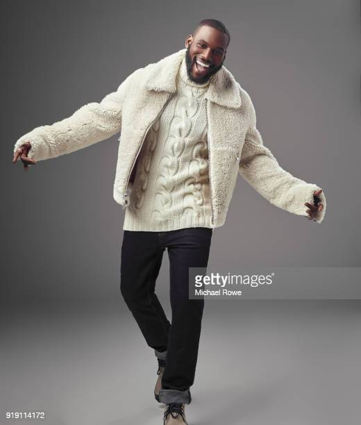 Actor Kofi Siriboe is photographed for Essence Magazine on July 15 2017 in Los Angeles California PUBLISHED IMAGE