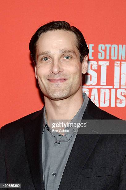 """Actor Kohl Sudduth attends the """"Jess Stone: Lost In Paradise"""" New York Premiere at Roxy Hotel on October 14, 2015 in New York City."""