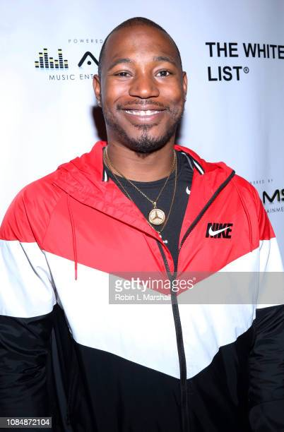 Actor Kris D Lofton attends the Travis Scott Experience at Globe Theatre on December 19 2018 in Los Angeles California