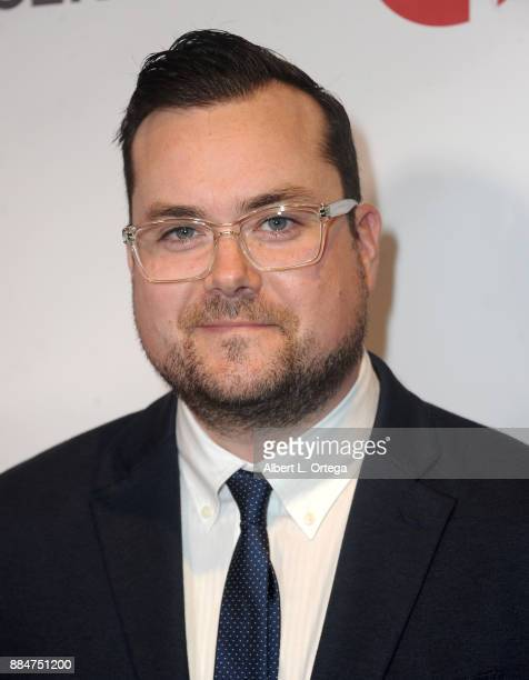 Actor Kristian Bruun arrives for the TJ Scott Book Launch For 'In The Tub Volume 2' held at Cinematic Pictures Group Gallery on December 2 2017 in...