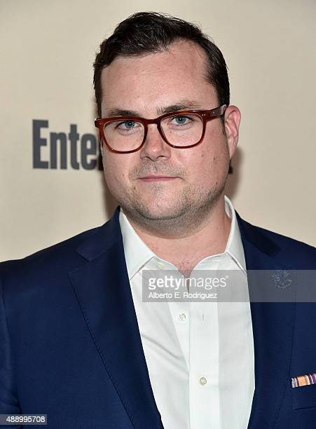 Actor Kristian Bruun attends the 2015 Entertainment Weekly Pre-Emmy Party at Fig & Olive Melrose Place on September 18, 2015 in West Hollywood,...