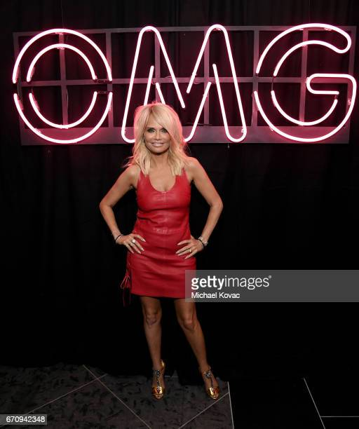 Actor Kristin Chenoweth attends the American Gods premiere after party at TAO Asian Bistro on April 20 2017 in Los Angeles California