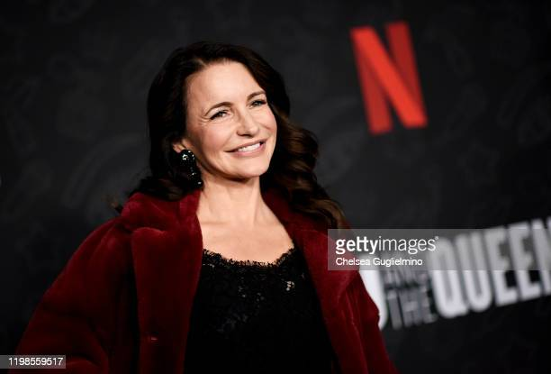 Actor Kristin Davis attends the premiere of Netflix's AJ and the Queen Season 1 at the Egyptian Theatre on January 09 2020 in Hollywood California