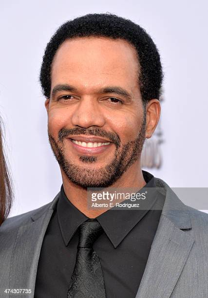 Actor Kristoff St John attends the 45th NAACP Image Awards presented by TV One at Pasadena Civic Auditorium on February 22 2014 in Pasadena California