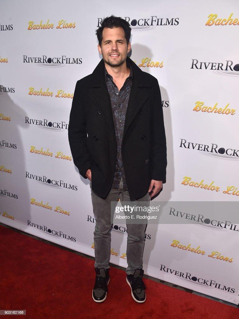 """Premiere Of """"Bachelor Lions"""" - Arrivals : News Photo"""
