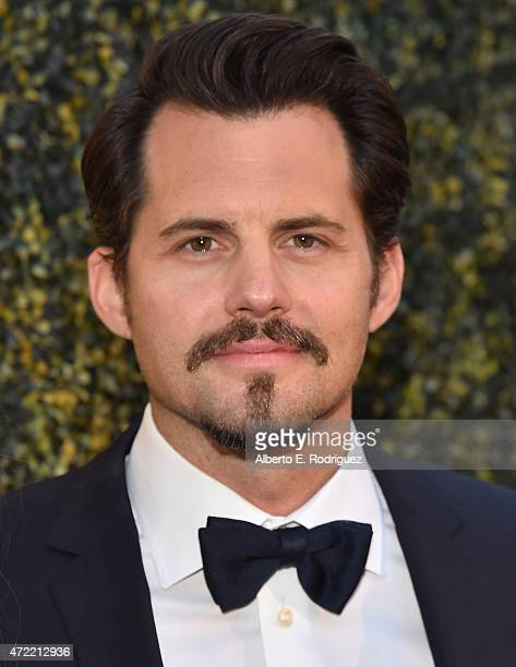 Actor Kristoffer Polaha attends the premiere of Roadside Attractions' Godspeed Pictures' Where Hope Grows at The ArcLight Cinemas on May 4 2015 in...