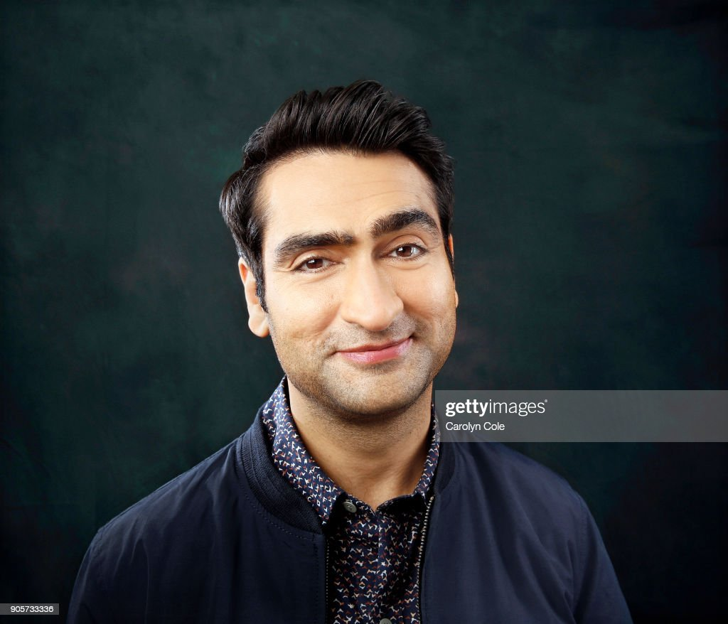Actor Kumail Nanjiani is photographed for Los Angeles Times on December 18, 2017 in New York City. PUBLISHED IMAGE.