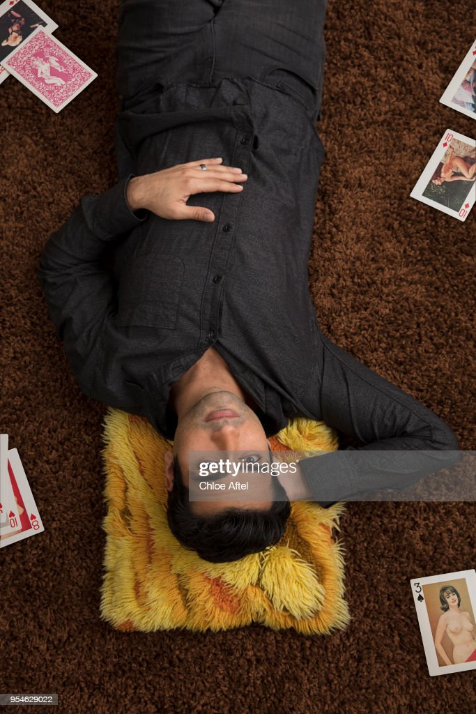 Actor Kumail Nanjiani is photographed for Playboy Magazine on March 5, 2017 in Los Angeles, California.