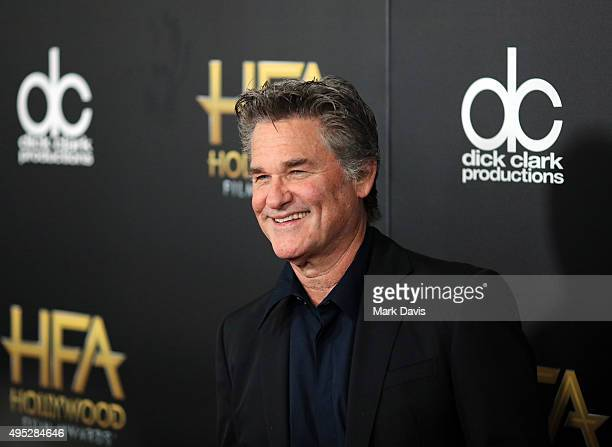 Actor Kurt Russell attends the 19th Annual Hollywood Film Awards at The Beverly Hilton Hotel on November 1, 2015 in Beverly Hills, California.