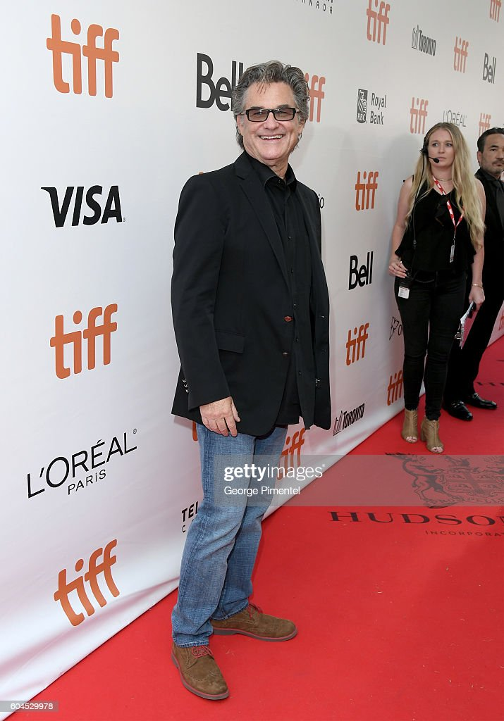 Actor Kurt Russell attends the 'Deepwater Horizon' premiere during the 2016 Toronto International Film Festival at Roy Thomson Hall on September 13, 2016 in Toronto, Canada.