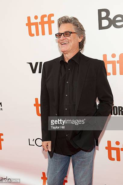 Actor Kurt Russell attends the premiere of Deepwater Horizon during the 2016 Toronto International Film Festival at Roy Thomson Hall on September 13...