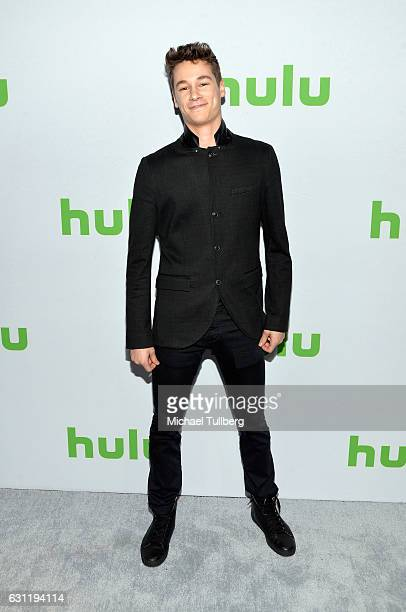 Actor Kyle Allen attends the Hulu TCA Winter Press Tour Day at Langham Hotel on January 7 2017 in Pasadena California