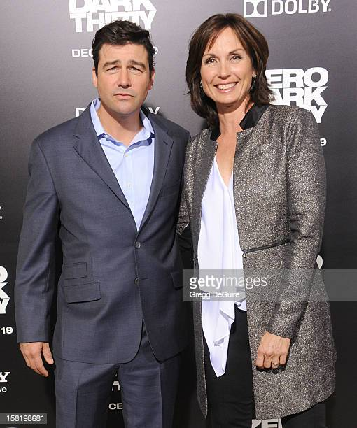 Kyle Chandler Wife Stock Photos and Pictures | Getty Images