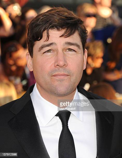 Actor Kyle Chandler arrives at the 18th Annual Screen Actors Guild Awards held at The Shrine Auditorium on January 29 2012 in Los Angeles California