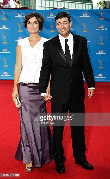 Actor Kyle Chandler arrives at the 62nd Annual Primetime Emmy Awards held at the Nokia Theatre L.A. Live on August 29, 2010 in Los Angeles,...