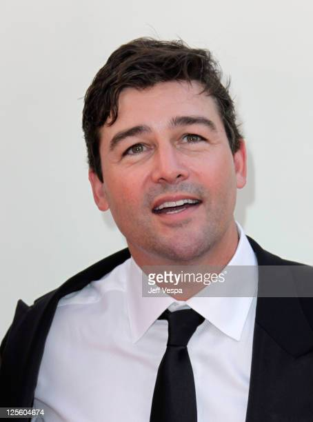 Actor Kyle Chandler arrives to the 63rd Primetime Emmy Awards at the Nokia Theatre L.A. Live on September 18, 2011 in Los Angeles, United States.