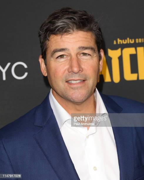 Actor Kyle Chandler attend the FYC screening of Hulu's Catch22 at the Saban Media Center on May 08 2019 in North Hollywood California