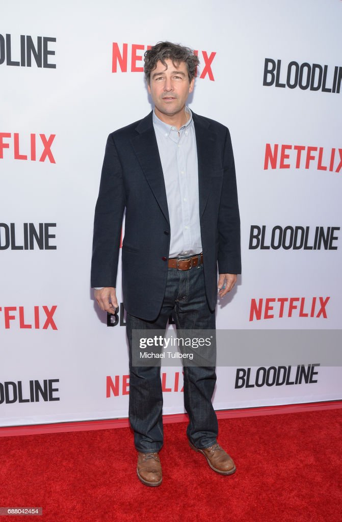 Actor Kyle Chandler attends the premiere of Netflix's 'Bloodline' Season 3 at Arclight Cinemas Culver City on May 24, 2017 in Culver City, California.
