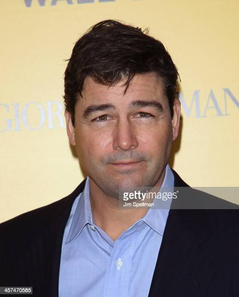 Actor Kyle Chandler attends the 'The Wolf Of Wall Street' premiere at Ziegfeld Theater on December 17 2013 in New York City