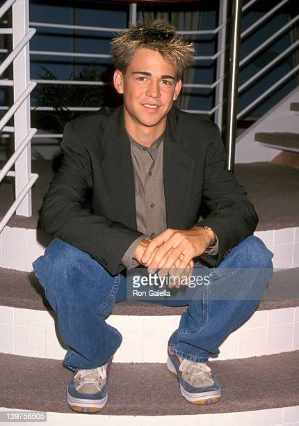 Actor Kyle Howard attends Love Boat Reunion Love Boat The Next Wave on September 1 1998 aboard Sun Princess in Los Angeles California
