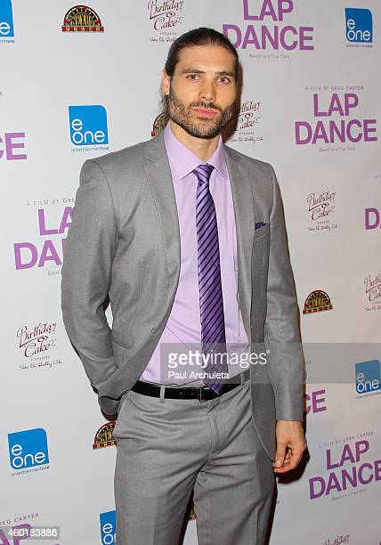 Actor Kyle Jones attends the Los Angeles premiere of Lap Dance at ArcLight Cinemas on December 8 2014 in Hollywood California