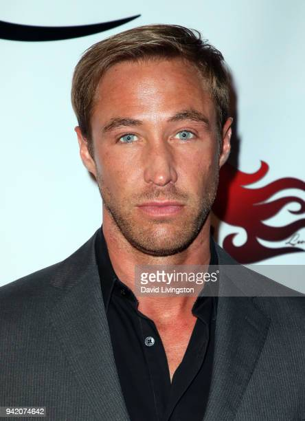 Actor Kyle Lowder attends the 9th Annual Indie Series Awards at The Colony Theatre on April 4 2018 in Burbank California