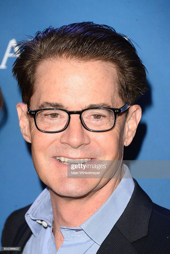 Actor Kyle MacLachlan arrives at the 5th Annual Sean Penn & Friends HELP HAITI HOME Gala benefiting J/P Haitian Relief Organization at Montage Hotel on January 9, 2016 in Beverly Hills, California.