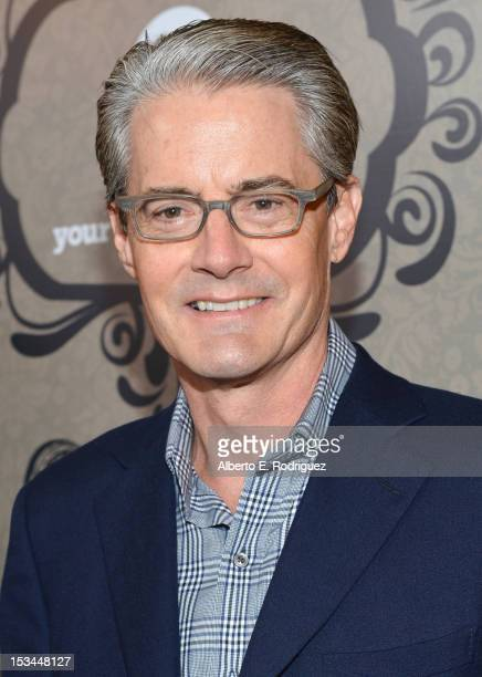 Actor Kyle MacLachlan arrives at Variety's 4th Annual Power of Women Event Presented by Lifetime at the Beverly Wilshire Four Seasons Hotel on...