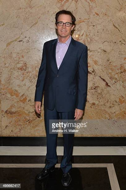 Actor Kyle MacLachlan attends the Gucci beauty launch event hosted by Frida Giannini on June 4 2014 in New York City