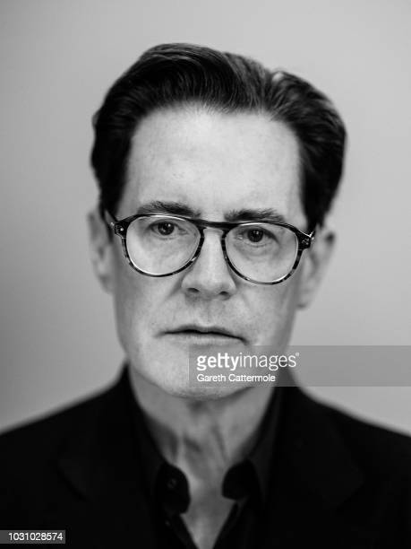Actor Kyle MacLachlan from the film 'Giant Little Ones' from the film 'Can You Ever Forgive Me' poses for a portrait during the 2018 Toronto...
