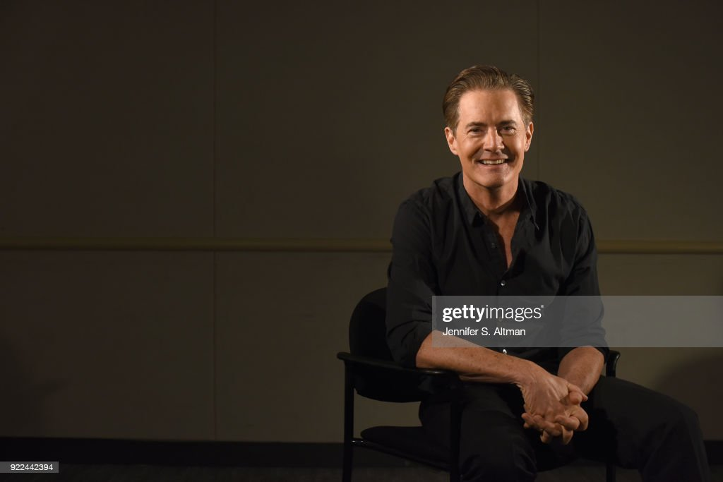 Kyle MacLachlan, Los Angeles Times, May 19, 2017 : News Photo