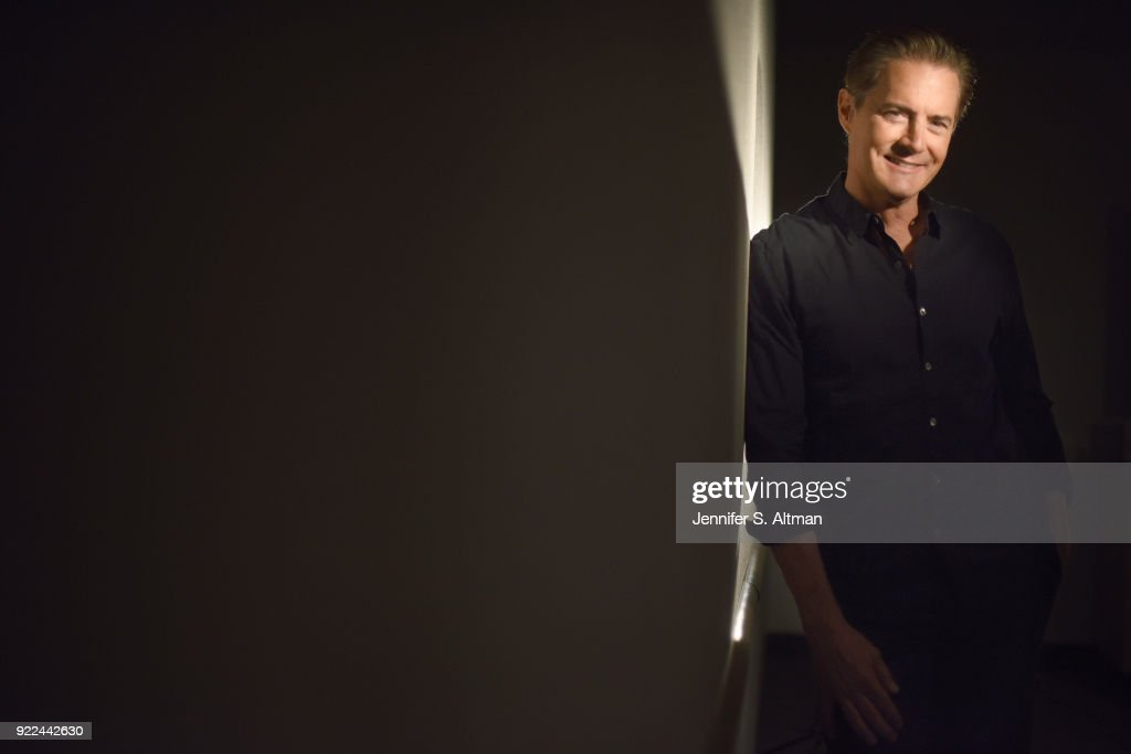 Kyle MacLachlan, Los Angeles Times, May 19, 2017 : Photo d'actualité