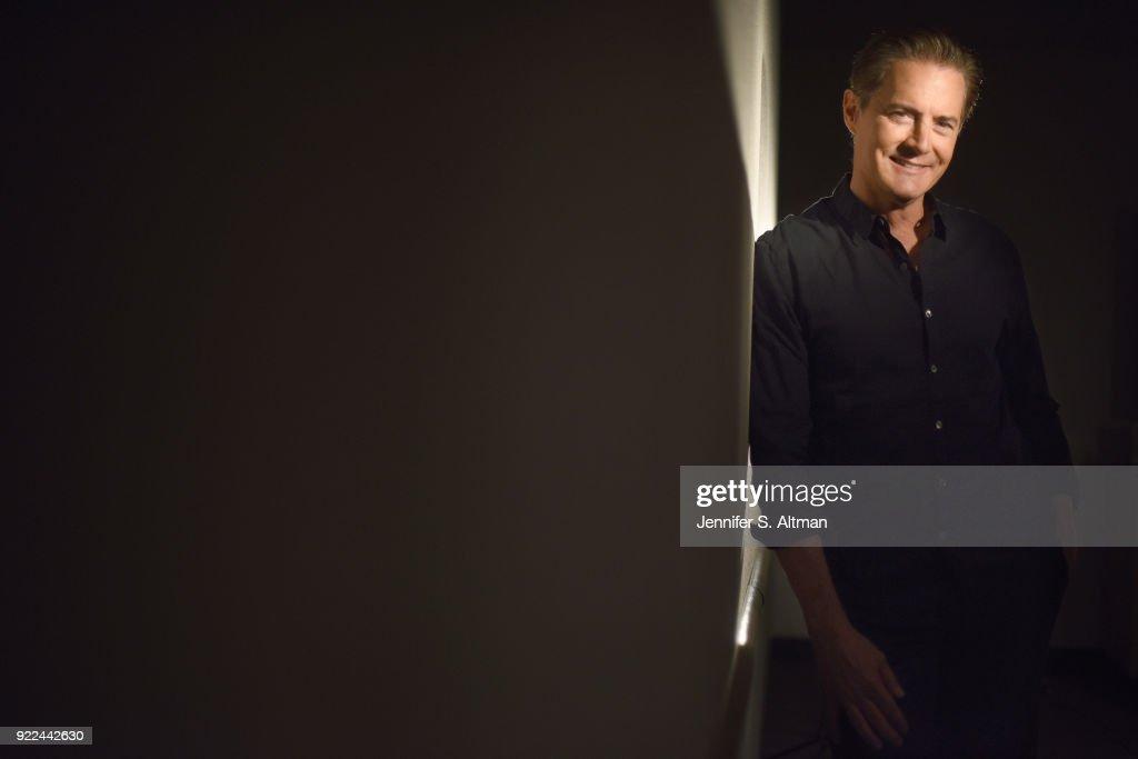 Kyle MacLachlan, Los Angeles Times, May 19, 2017 : Nachrichtenfoto