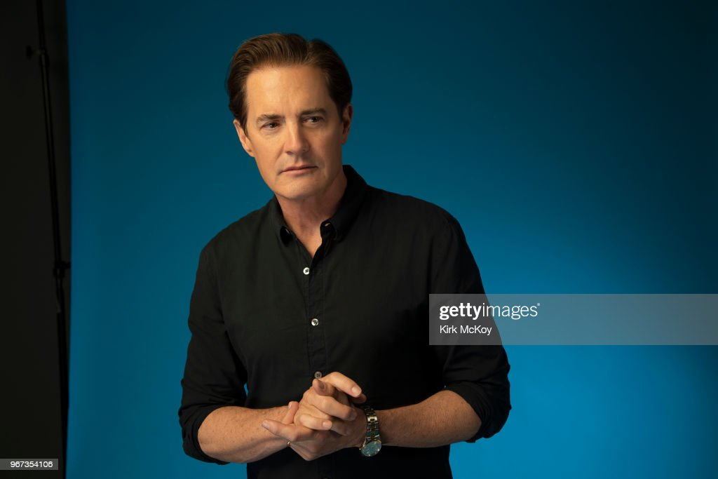 Kyle Maclachlan, Los Angeles Times, May 3, 2018