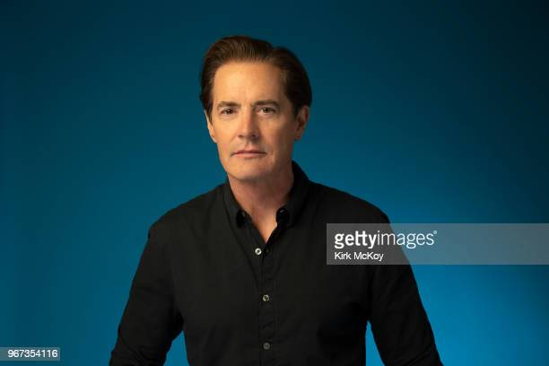 Actor Kyle Maclachlan is photographed for Los Angeles Times on May 2 2018 in Los Angeles California PUBLISHED IMAGE CREDIT MUST READ Kirk McKoy/Los...
