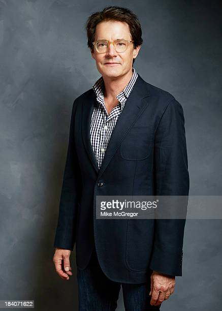 Actor Kyle Maclachlan is photographed for Self Assignment on September 11 2013 in New York City