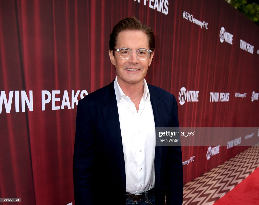 """For Your Consideration Event For Showtime's """"Twin Peaks"""" - Red Carpet : News Photo"""