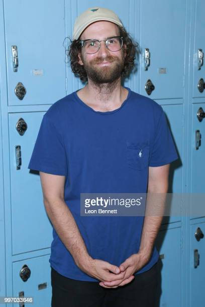 Actor Kyle Mooney attends the Screening Of A24's 'Eighth Grade' Arrivals at Le Conte Middle School on July 11 2018 in Los Angeles California