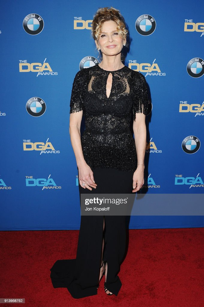 Actor Kyra Sedgwick attends the 70th Annual Directors Guild Of America Awards at The Beverly Hilton Hotel on February 3, 2018 in Beverly Hills, California.