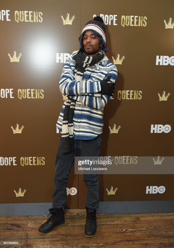 Actor Lakeith Stanfield attends HBO's '2 Dope Queens' Winter Soiree during Sundance at Riverhorse On Main on January 19, 2018 in Park City, Utah.